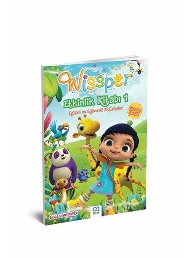 CA Games Ca Games Wissper Etkinlik Kitabı 1 Renkli